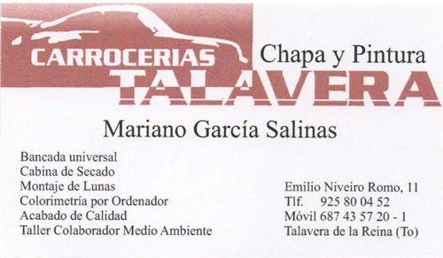 Carrocerías Talavera