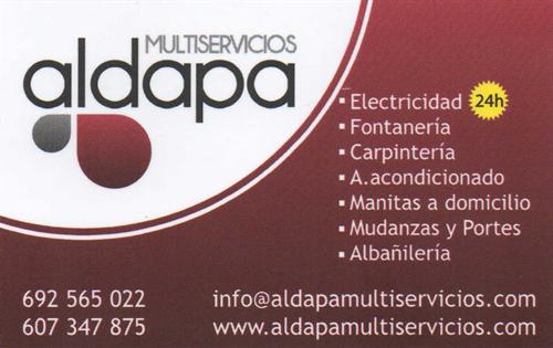 Aldapa Multiservicios