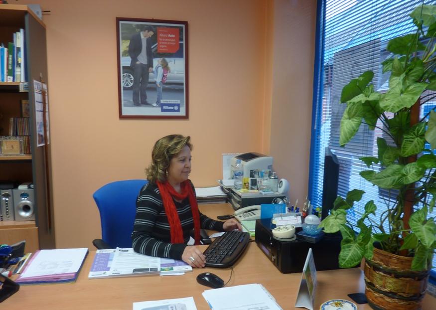 Mª Blanca Blanco - Dpto. Administración